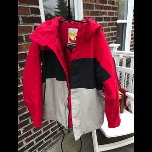 Burton jacket size size.
